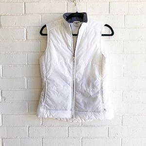Alo Quilted Zip Up Vest